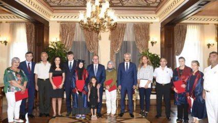 Türk kadın mimarı Prens Charlestan ödül aldı