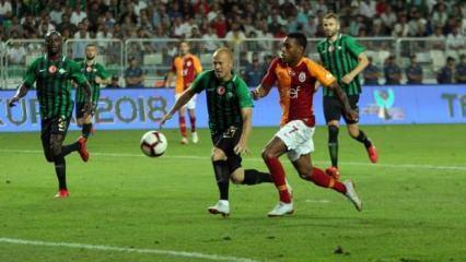 Türk futbol tarihinde bir ilk yaşandı
