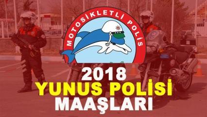 Yunus Polisi maaşları kaç TL? (2018)