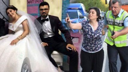 Acı olay! Daha evleneli 24 saat bile olmamıştı...