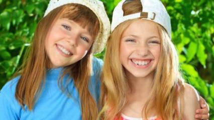 Kız ve erkek çocukları için yazlık şapka modelleri