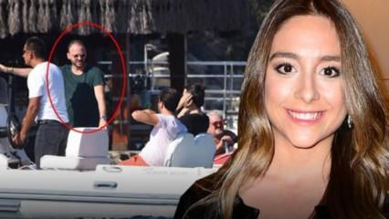 Mina Başaran'ın nişanlısı 6 ay sonra ortaya çıktı