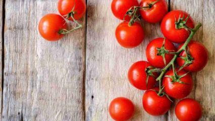 Pişirilmiş domatesin bilinmeyen faydaları nelerdir?