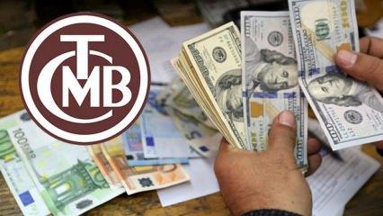 Merkez Bankası Dolar ve Euro'ya yönelik kritik bir karar aldı...