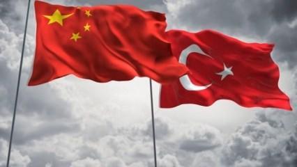 Dünyada bir ilk! Çin Türkiye ile başlıyor!