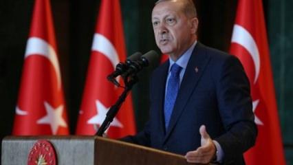 Erdoğan boykotu açıkladı, hisseleri uçuşa geçti