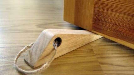 Kapı çarpması nasıl engellenir?