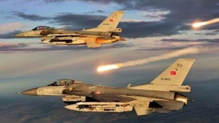 TSK ve İçişleri açıkladı: PKK'ya büyük darbe