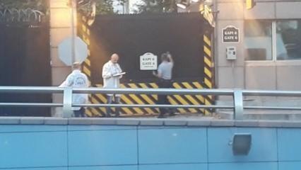 ABD Büyükelçiliği'ne saldıranlar yakalandı