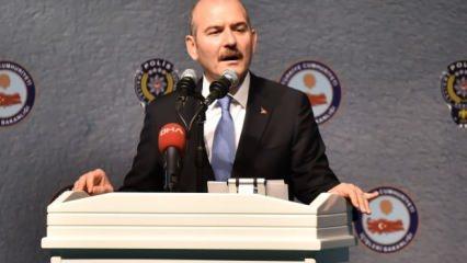 Bakan Soylu'dan 'ABD Büyükelçiliği' açıklaması!