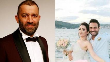 Ünlü oyuncunun nikah şahidi Şevket Çoruh oldu!