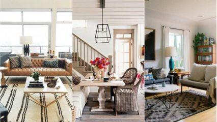 Cool ev dekorasyonu nasıl yapılır?