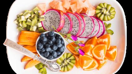 Kısa sürede zayıflamaya yardımcı olan diyet listesi