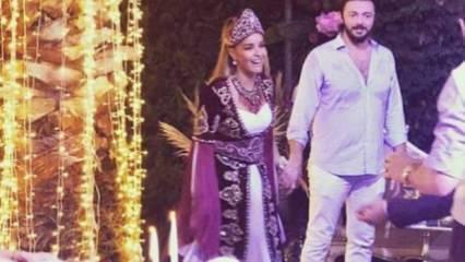 Bengü'nün kına gecesine ünlüler akın etti