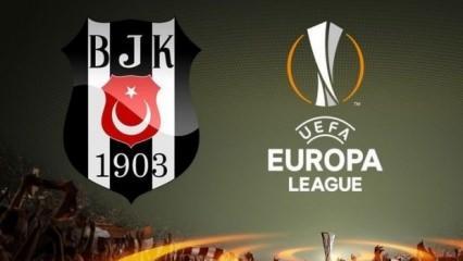 Beşiktaş'ın UEFA kadrosunda flaş eksik!