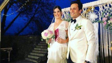 Ferhan Şensoy ve Cem Öğet evlendi