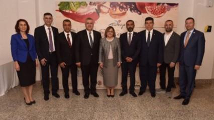 """Gaziantep """"Uluslararası Gastronomi Festivali'ne hazırlanıyor"""