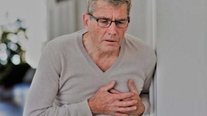 Kalp krizi neden olur? Kalp Krizi belirtileri, nedenleri ve tedavisi!