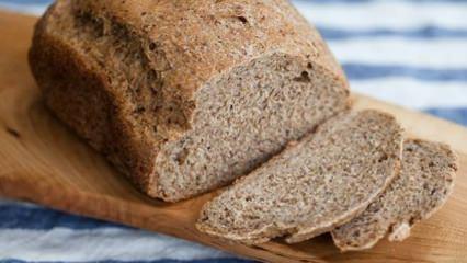 Kepek ekmeği zayıflatır mı? Kepekli ekmek kaç kalori?