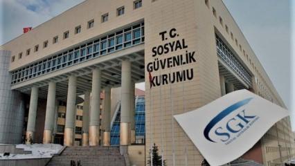SGK Resmi Duyurusu: Ödeme süresinin ertelenmesi kararı verildi...