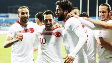 Türkiye  -Rusya maçı TRT 1'de