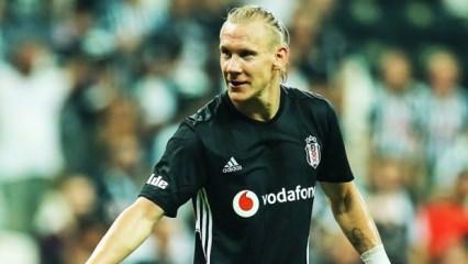 Beşiktaş'ta planları Domagoj Vida bozdu