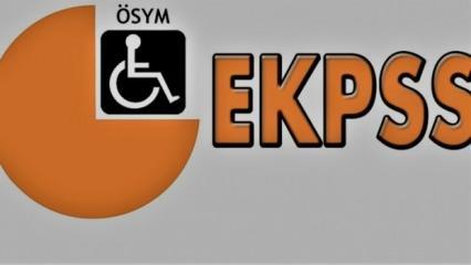 2018/2 EKPSS tercihleri ne zaman yapılacak? 2018 Sınav takvimi ÖSYM!