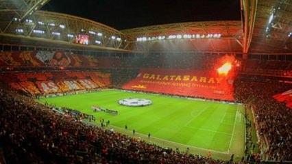 Galatasaray'dan Lokomotiv maçı için uyarı