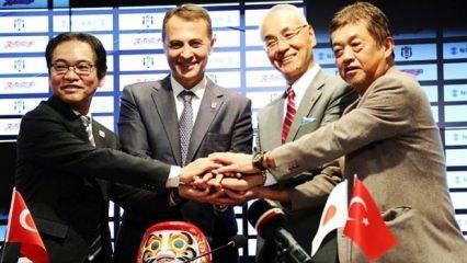 Beşiktaş dev anlaşmayı resmen duyurdu!