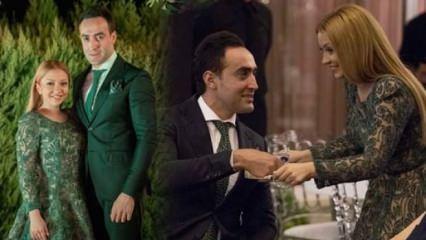 Ece Seçkin pilotla nişanlandı!