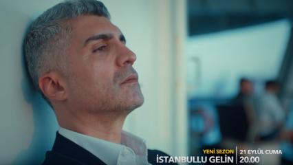 İstanbullu Gelin 3.sezon tarihi! Yeni sezonda Faruk çıkmaza düşüyor...