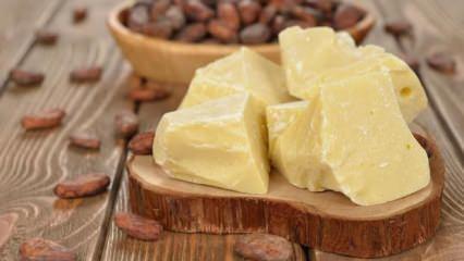 Kakao yağının güzelliğe faydası nelerdir?