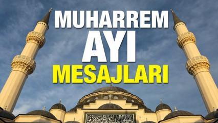 Muharrem ayı mesajları! 2018 Yeni resimli Hicri Yılbaşı mesajları...