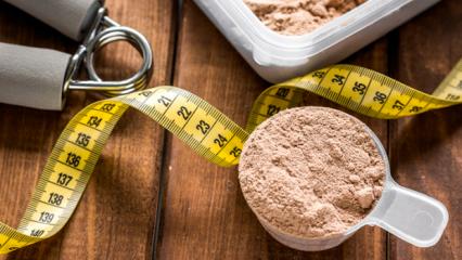 Protein tozu zayıflatır mı?