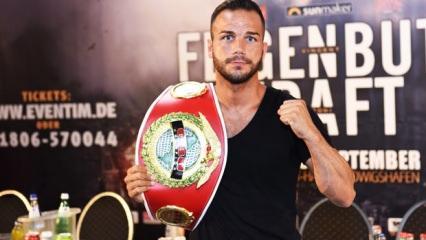 Şampiyon boksörden Erdoğan ve Bahçeli'ye mesaj