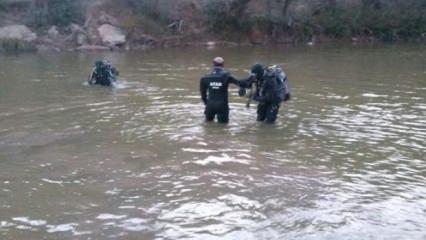 Sözleşmeli er Kızılırmak'ta boğuldu