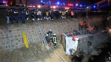 7 kişinin öldüğü kazada kahreden tesadüf!