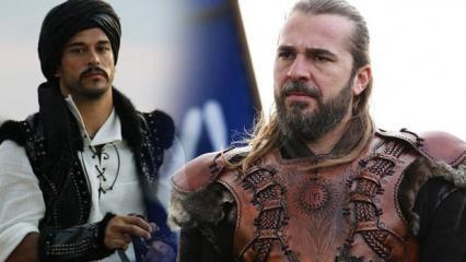 Diriliş Ertuğrul 5.sezonunda oyuncu Burak Özçivit kadroda yer alacak mı?