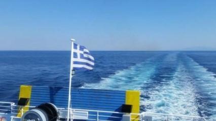 KKTC Yunan gemisine el koydu