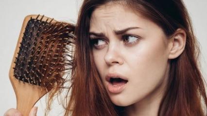 Saç dökülmesine karşı evde çözüm önerileri