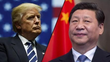 Çin'den ABD'ye: Ordu güçlü şekilde öfke duyuyor