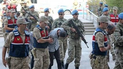 Yakalanan 9 teröristle ilgili yeni gelişme!