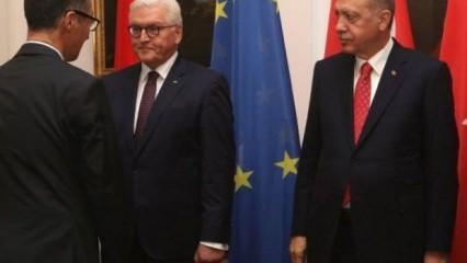 Başkan Erdoğan, Cem Özdemir'i takmadı