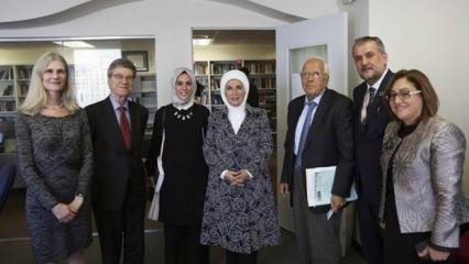 Emine Erdoğan'dan 'Sıfır Atık' projesi