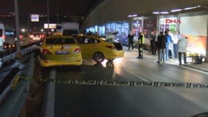 İstanbul'da çatışma! Saniye saniye kaydedildi