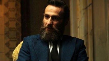 Oyuncu Ali Nuri Türkoğlu trafik kazası geçirdi