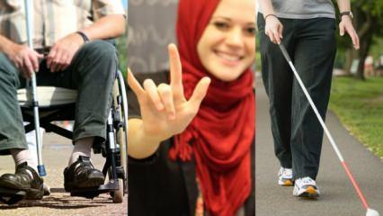 Peygamber Efendimiz (SAV) engellilere nasıl davranırdı?