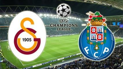Galatasaray - Porto maçı beIN Sports'tan mı izlenecek? Kanal belli oldu!