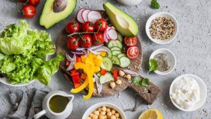 1 ayda 7 kilo verdiren 'Akdeniz diyeti' nasıl yapılır?