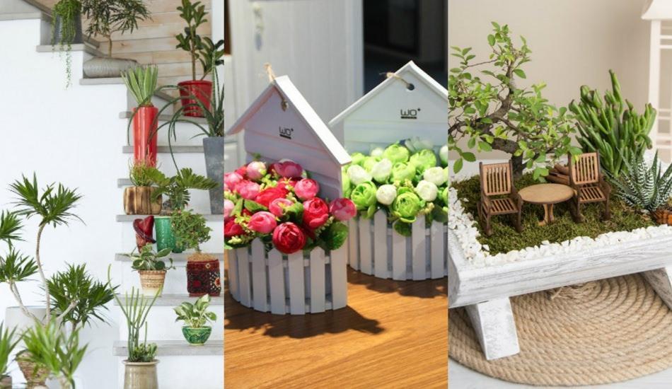 2018-19 çiçek dekorasyonları